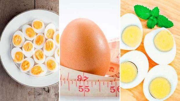 Seguí la dieta del huevo cocido y bajá 11 kilos en sólo 2 semanas