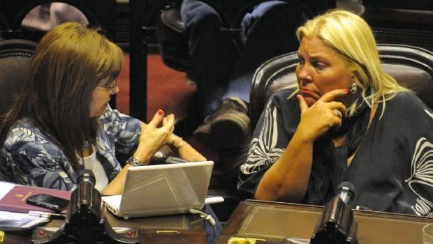 Carrió pide que el decreto de Bullrich pase por el Congreso