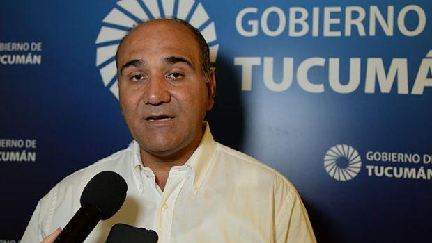 Juan Manzur viajará a Salta en busca de la reactivación ferroviaria