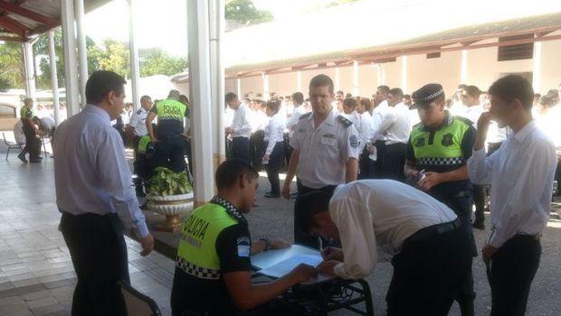 El 50% de aspirantes aprobó el examen para ingresar a la Policía