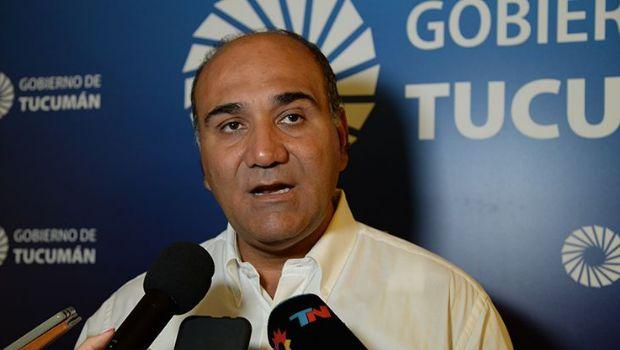 Manzur confirmó que no pagará un bono en Tucumán