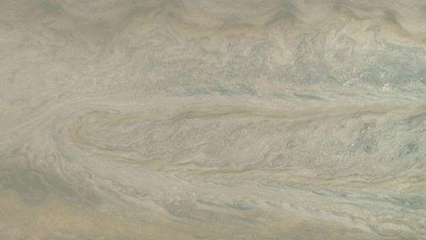 La NASA caza un 'fantasma' en Júpiter