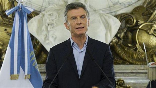"""Mauricio Macri: """"Estamos lejos de una crisis como en el pasado"""""""
