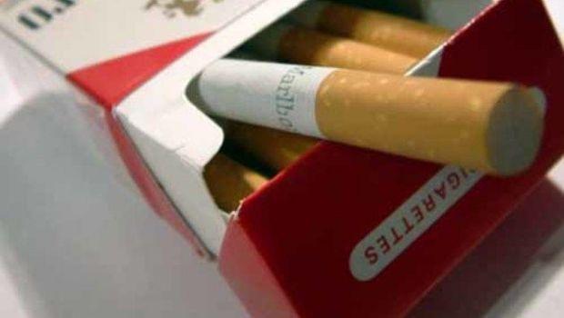 Desde hoy aumentarán un 4% los precios de los cigarrillos