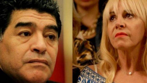 """Maradona: """"El casamiento de Dalma lo pagué yo, el tiempo me dará la razón"""""""