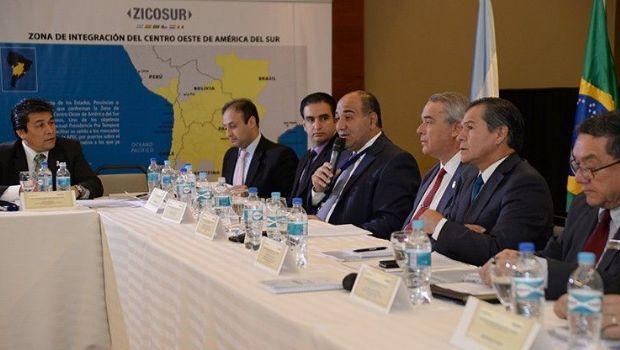 Zicosur: Las provincias recibirán cooperación internacional