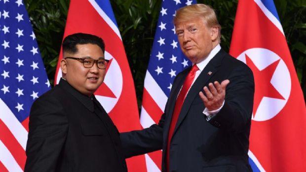 Kim Jong-Un - Donald Trump y un encuentro Histórico