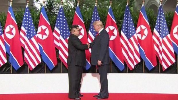 """Donald Trump: La desnuclearización """"comenzará muy, muy rápido"""""""