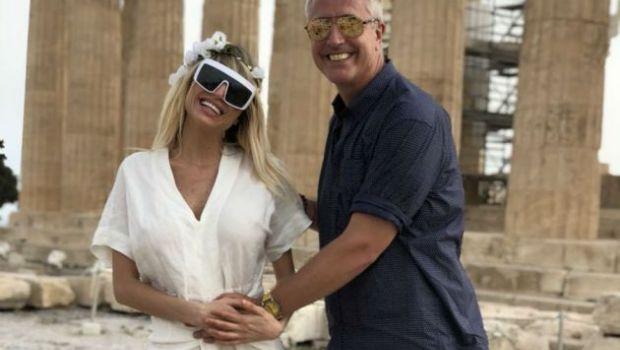 Escándalo: Marley y Vicky fueron denunciados en Grecia