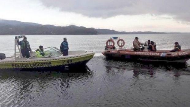 Prefectura Naval colabora con tecnología en la búsqueda en El Cadillal