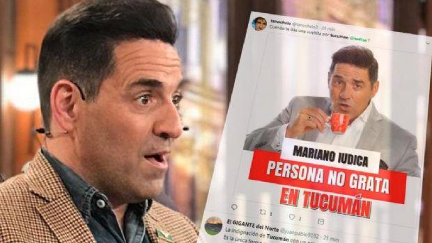 """Buscan declarar a Iúdica """"persona no grata"""" en Tucumán"""