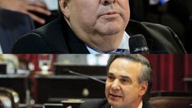 Dos senadores peronistas discutieron en medio del debate por el aborto legal