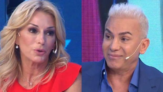 Escandalosa discusión entre Yanina Latorre y Flavio Mendoza