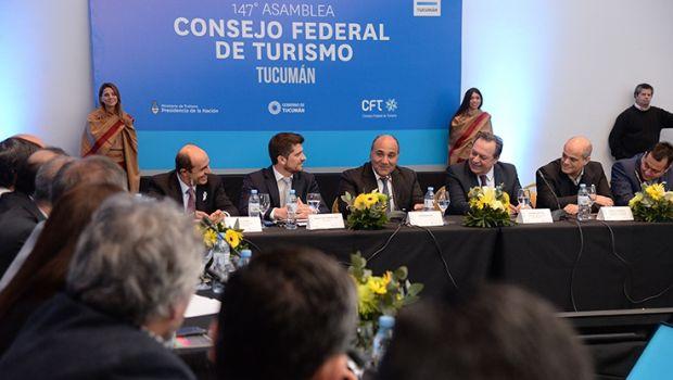 Dio inicio el Consejo Federal de Turismo en la provincia