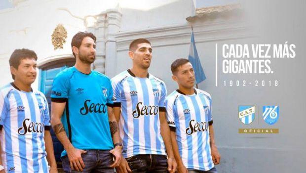 La nueva camiseta de Atlético explotó las redes sociales