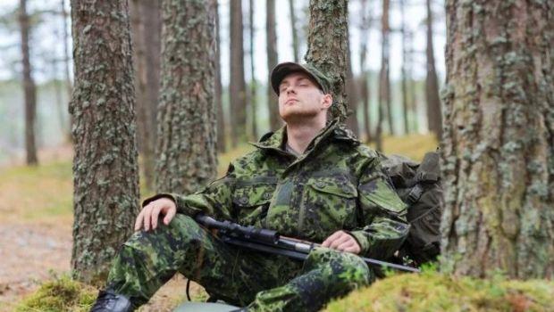 Una técnica militar te enseña a dormirte rápido mediante una técnica de relajación