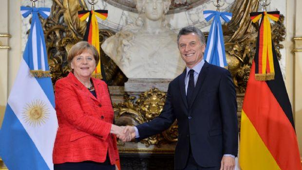 Mauricio Macri llamó a Angela Merkel y sumó un nuevo apoyo internacional