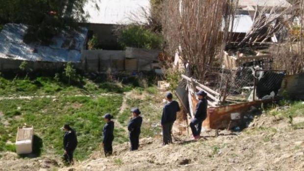 Horror en Comodoro Rivadavia por la aparición de un cuerpo descuartizado