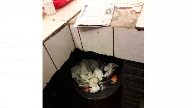La Municipalidad clausuró dos bares por cucarachas y alimentos en mal estado