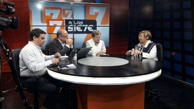 """Marta Novick: """"Estas medidas buscan debilitar a los trabajadores"""""""