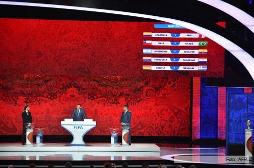México enfrentará a Suecia, Alemania y Corea en Rusia 2018