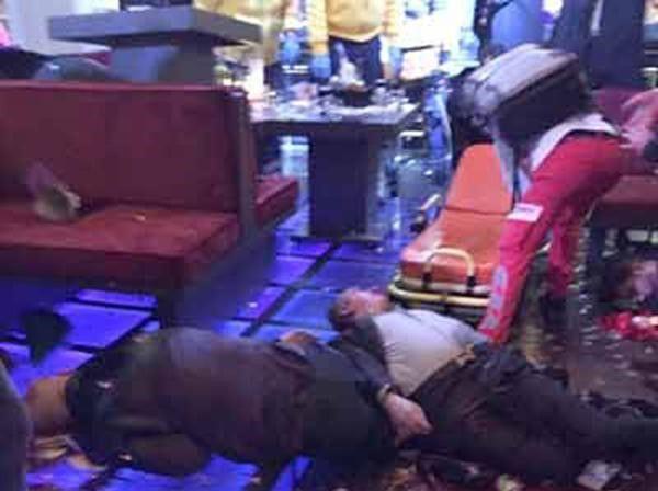 Detienen a ocho por ataque en discoteca de Estambul