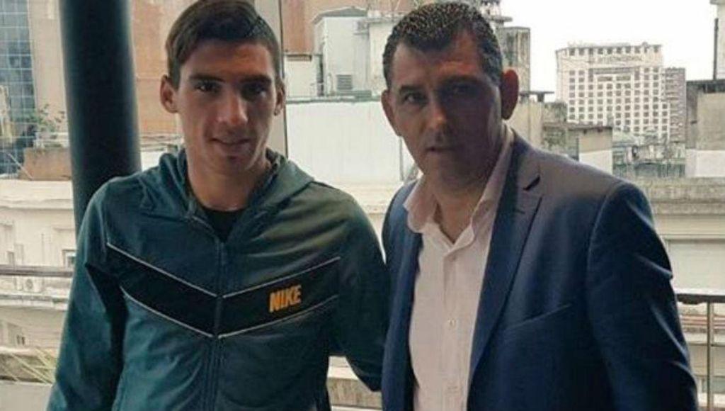 Le secuestraron el auto a un jugador de Atlético