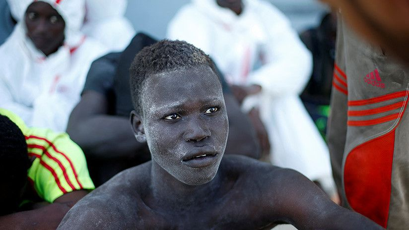 Esclavos a la venta en Libia, ahora (+ Fotos) — Horror
