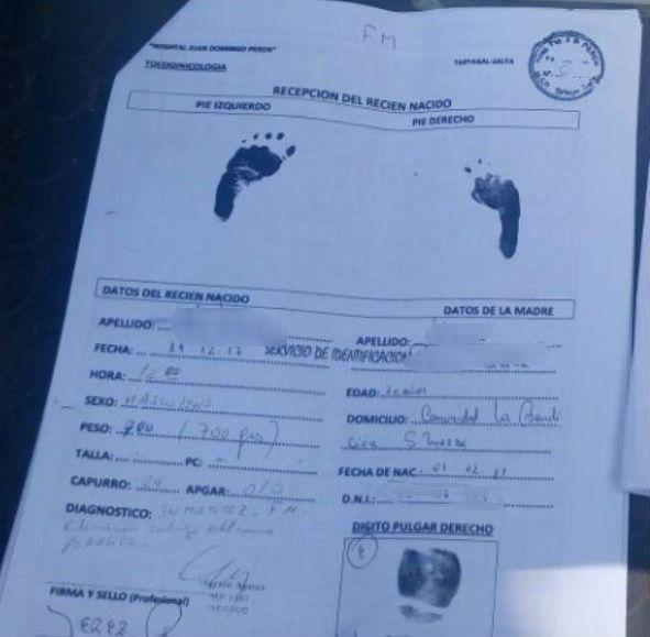 Bebé murió decapitado durante un parto en el hospital de Tartagal