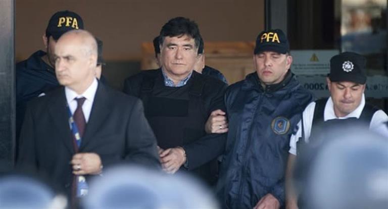 El juez Bonadio rechazó un pedido de excarcelación en favor de Zannini
