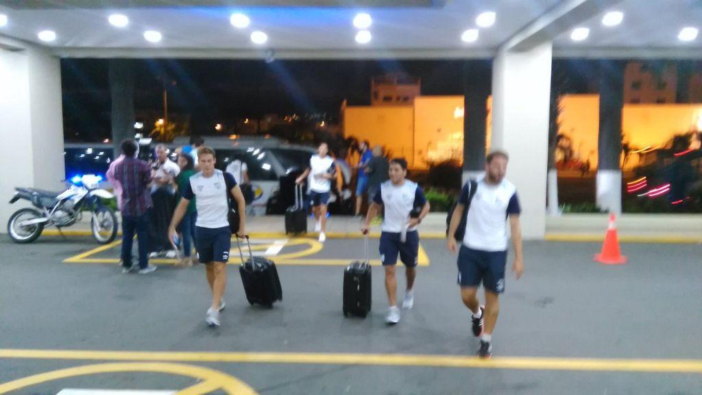 Insólito: la camiseta argentina jugó en la Copa Libertadores
