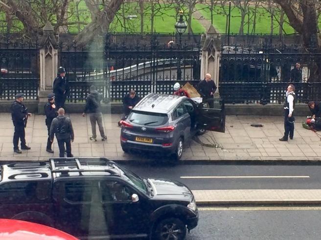 Estado Islámico reivindica atentado cerca de Parlamento británico