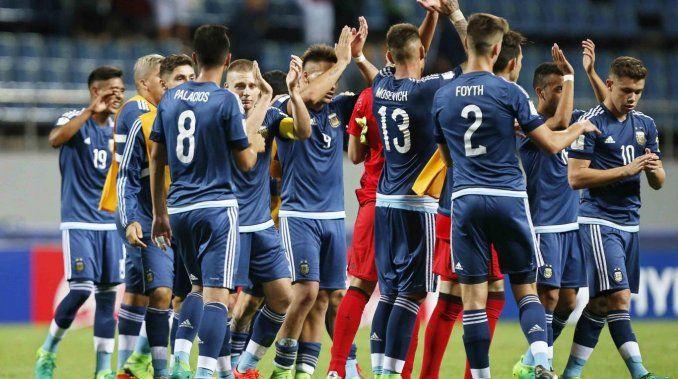 Venezuela avanza a cuartos de final en Mundial Sub-20 de fútbol