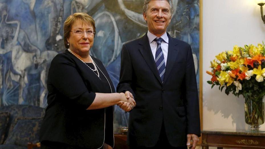 Macri viajará a Chile para reunirse con Bachelet