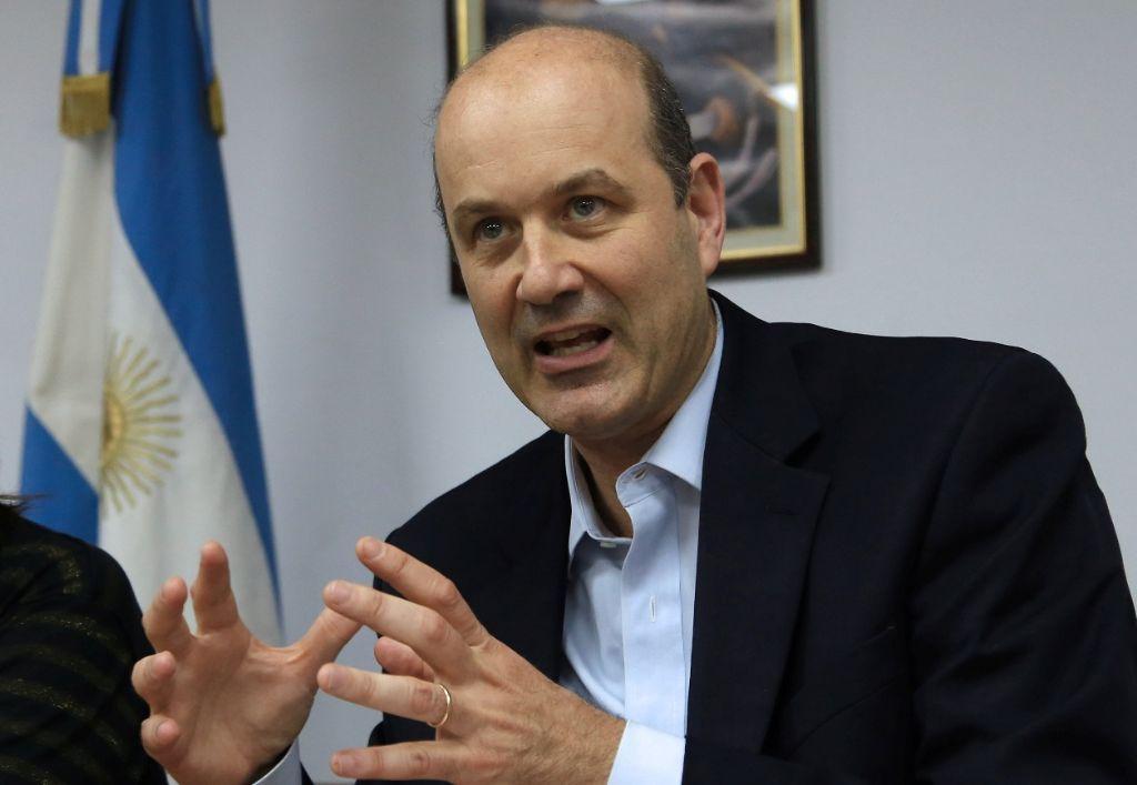Sturzenegger reafirmó la meta de inflación anual en 17%