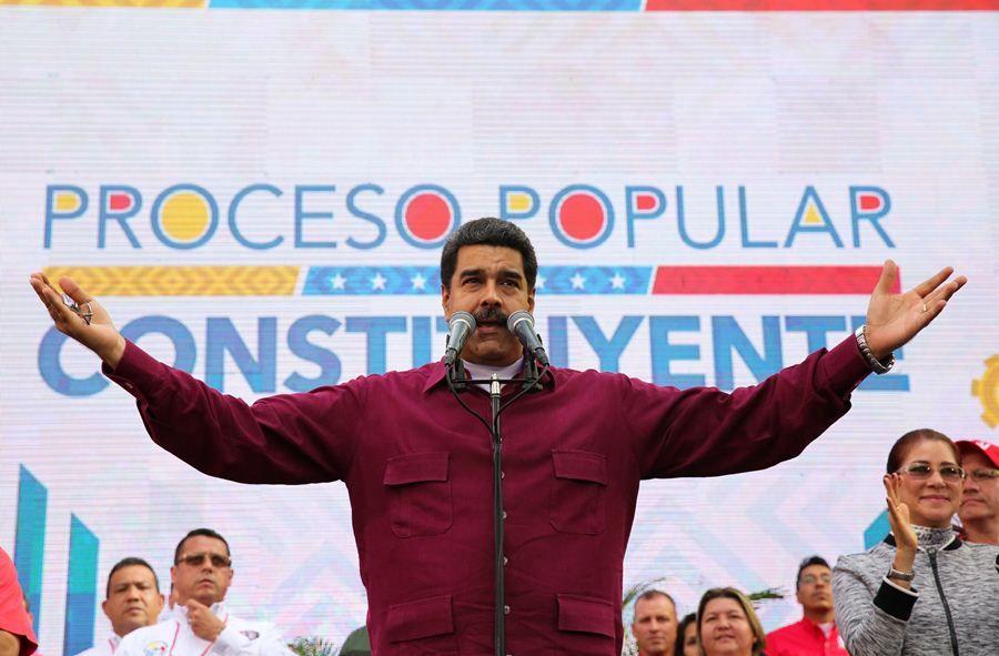 Dos jóvenes manifestantes mueren durante paro nacional en Venezuela
