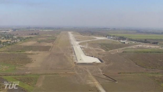 Macri reinauguró el aeropuerto de Tucumán