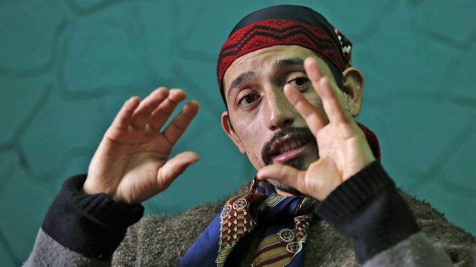 Tenso cruce entre Lanata y el líder mapuche Jones Huala