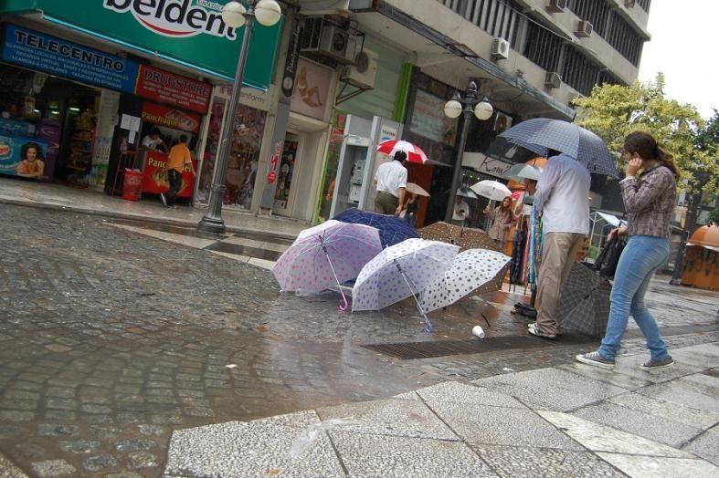 Clima CdMx 26 enero: Prevén lluvias y tormentas eléctricas