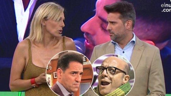 Carla Conte disparó contra Mariano Iúdica y lo trató de asqueroso