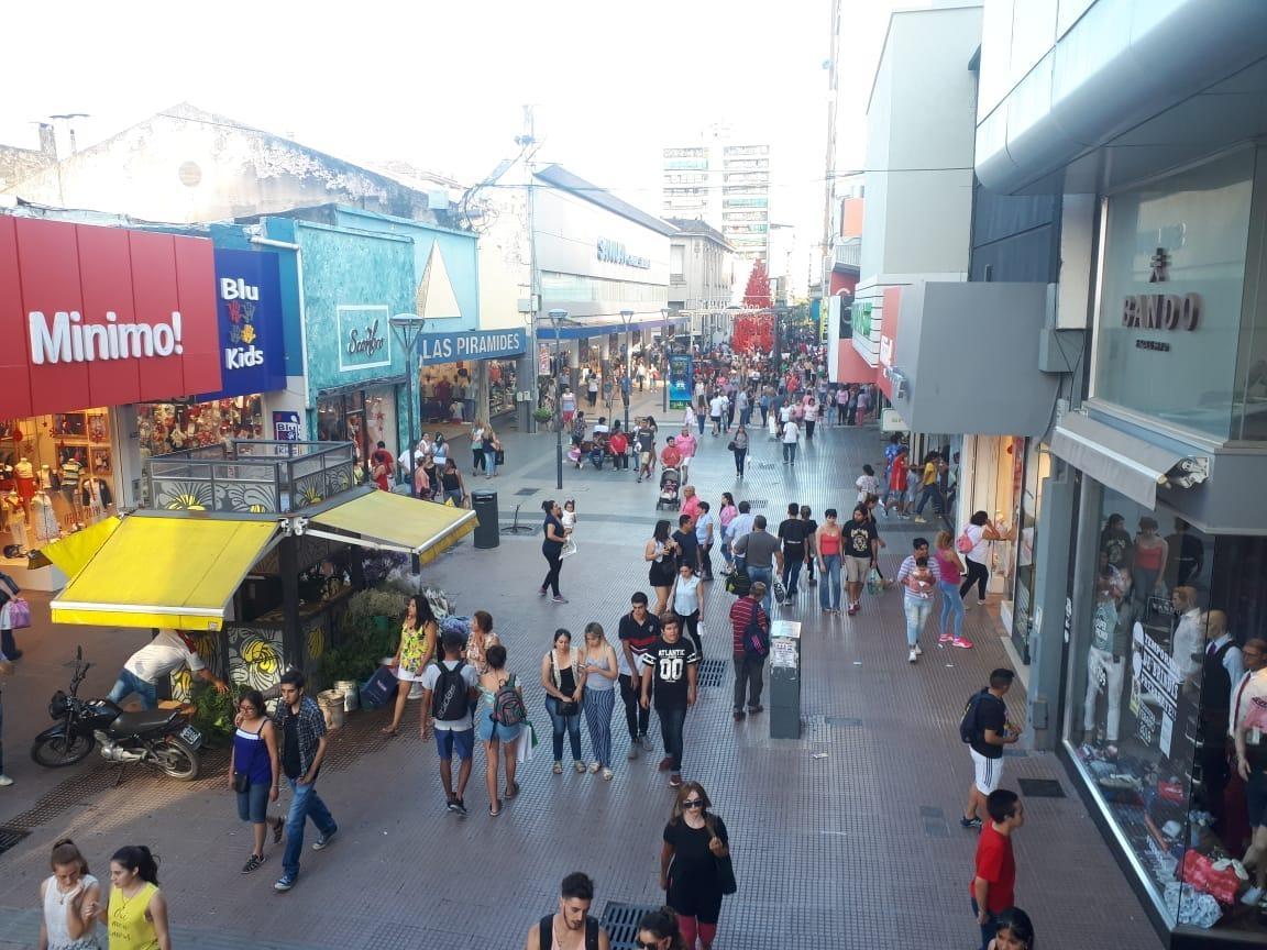 Resultado de imagen para economia centro comercio  tucumán