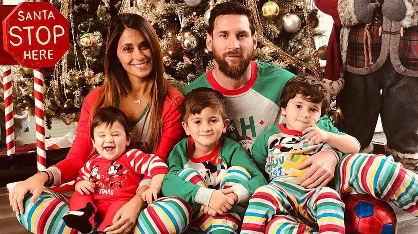 Lionel Messi, íntimo: