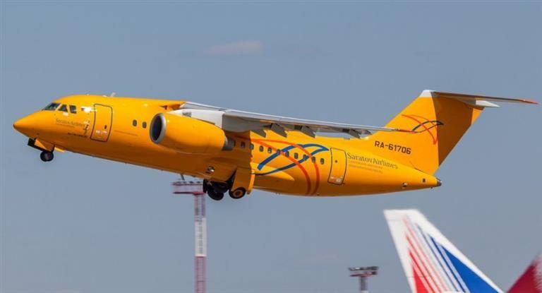 Se estrella avión con decenas de pasajeros en Rusia