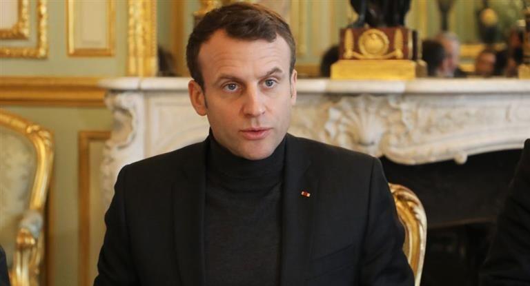 Francia atacará Siria si usaron armas químicas: Macron