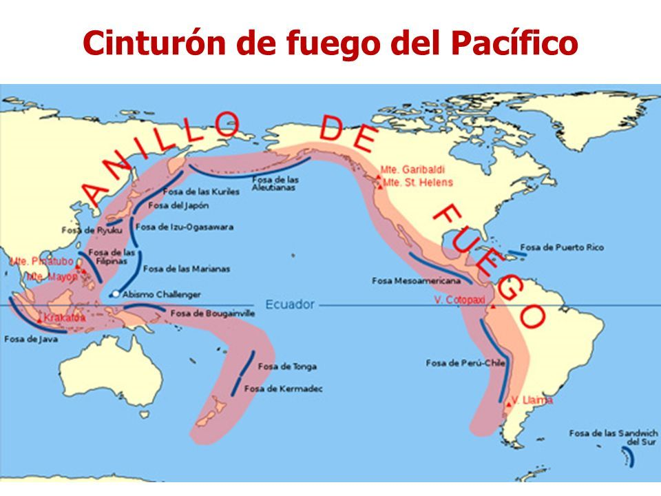 Anillo de Fuego del Pacífico: expertos temen un temblor gigante y mortífero