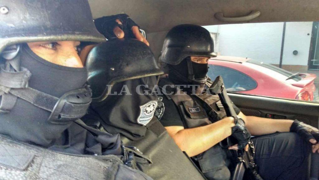 Tucumán: detienen al acusado de asesinar a tiros a dos policías