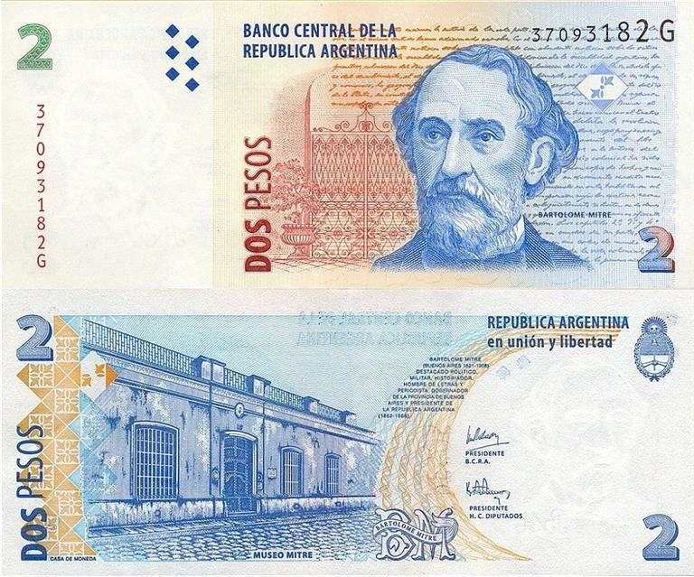 Quedan dos meses para cambiar los billetes de $2 por monedas