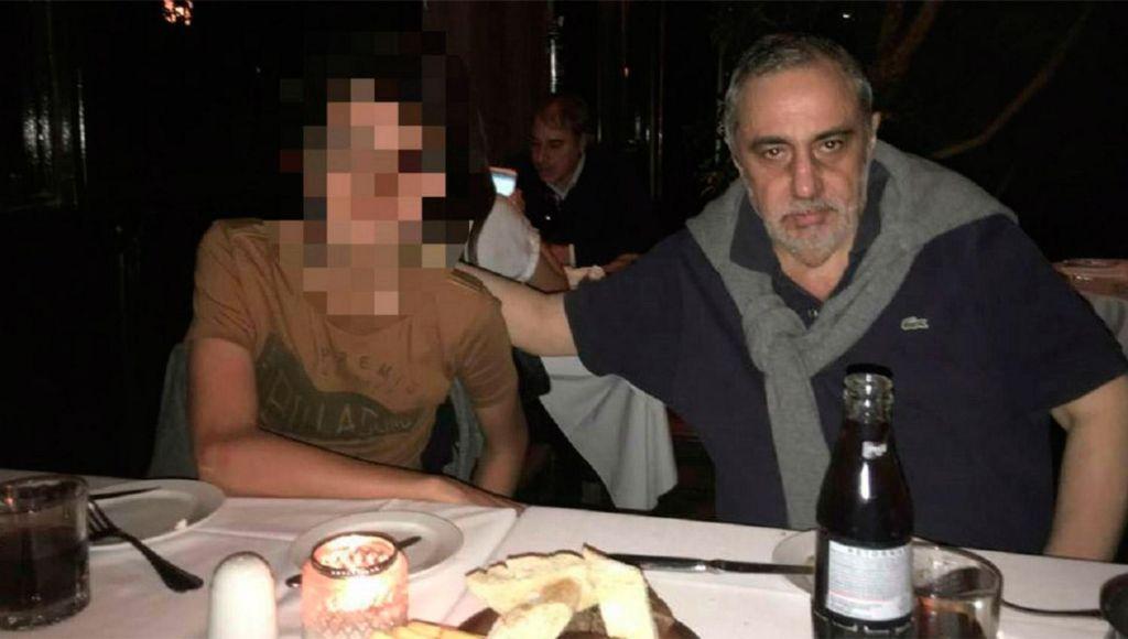 Internaron al expresidente de River, Aguilar por un brote psicótico