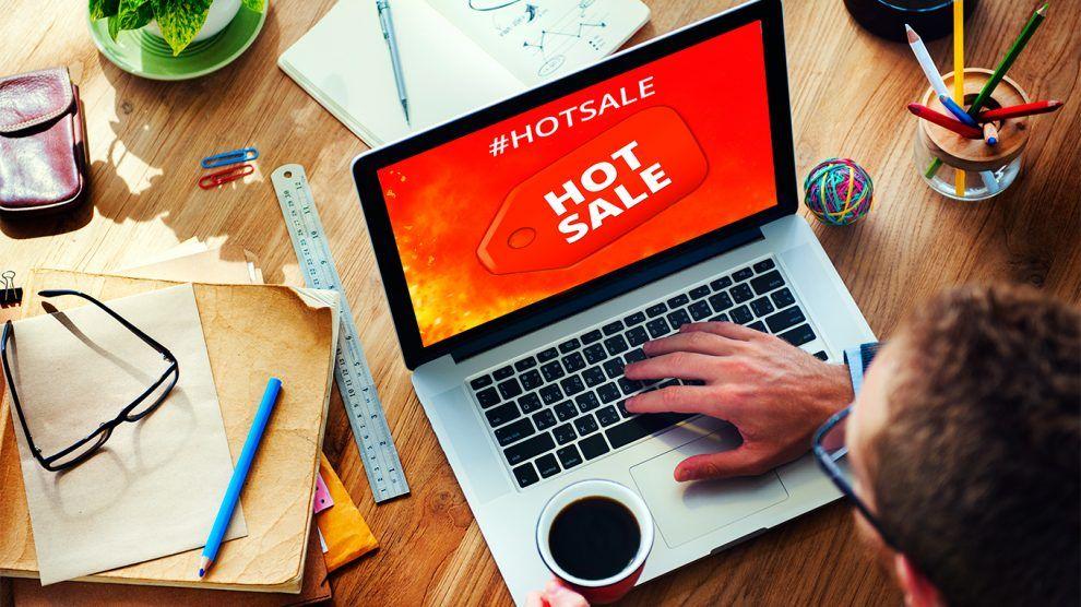 Quinta edición del Hot Sale comenzará este 28 de mayo