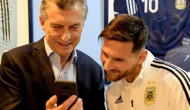 Política: Macri podría estar en Rusia si Argentina va a la final